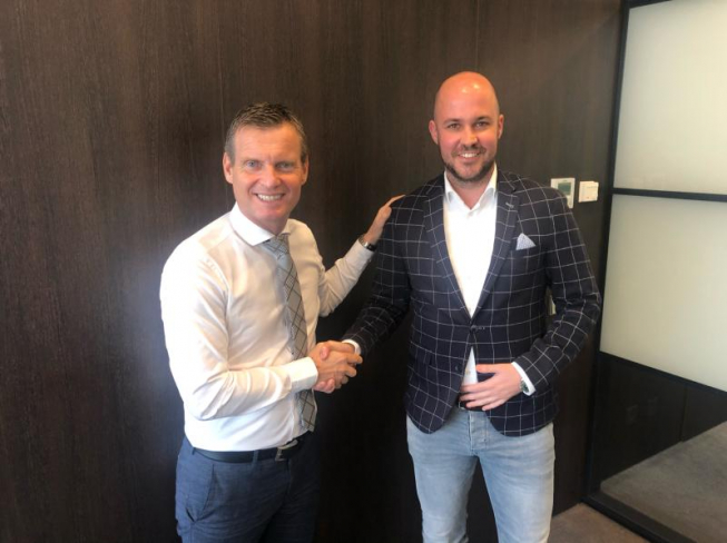 Evert Hoekstra nieuwe columnist van Alkmaar INTO business