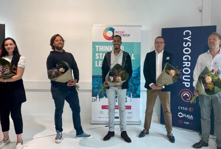 Vijf finalisten Present Your Startup Alkmaar bekend