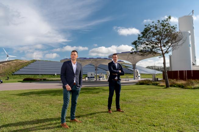 """NXT Mobility helpt ondernemers met duurzamere mobiliteit"""